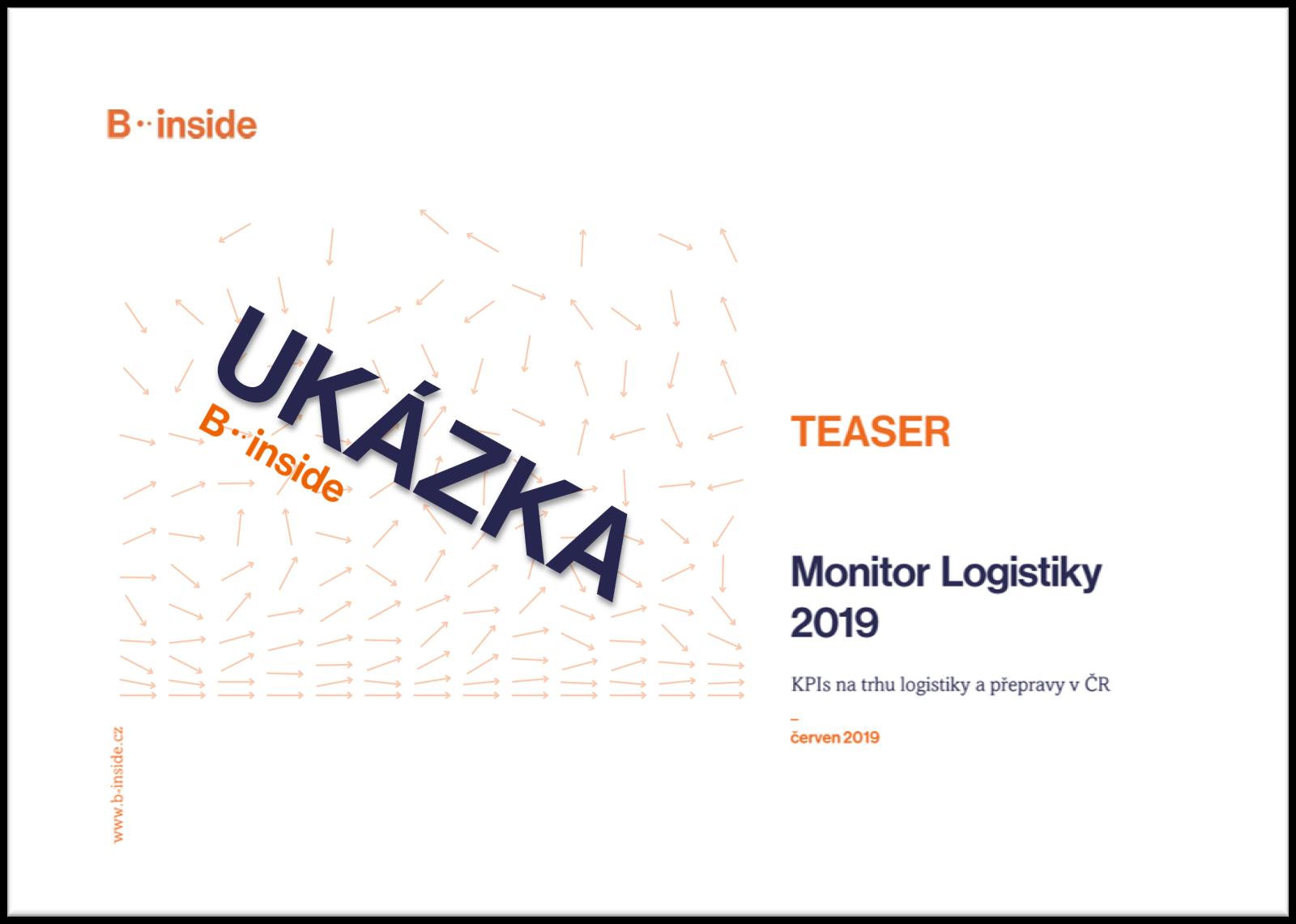 Ukázka Monitor Logistiky